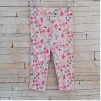 Calça raposinhas Tam. 6-9 meses - 6 a 9 meses - baby gear (EUA)