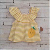 Blusa LINDA comprada em Orlando - Tam. 12 meses - 1 ano - Baby Essentials