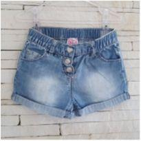 Shorts jeans CHICCO lindo! Tam. 15 meses - 12 a 18 meses - Chicco