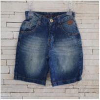 Bermuda jeans Tam 4 (modelo grande) Colorittá - menino - 4 anos - Colorittá