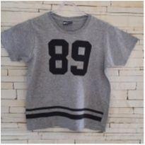 Camiseta 89 Tam. 6 menino - 6 anos - Fuzarka
