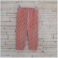 Calça floral Child of mine BY CARTERS Tam. 24 meses - 2 anos - Child of Mine