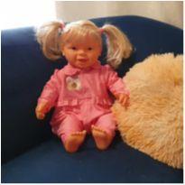 Boneca Bebe Grande Xupetuca