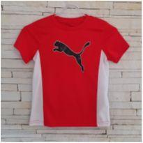 Camiseta PUMA Original - Tam. 6 menino - 6 anos - Puma