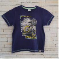 Camiseta bike Tam. 6 menino - 6 anos - Pega mania