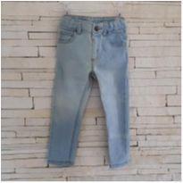 Calça jeans GARANIMALS Tam. 3T menina - 3 anos - Garanimals