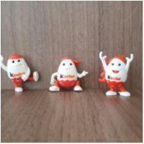 Coleção Kinder Ovo antigo 3 brinquedos -  - Kinder Ovo