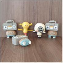Coleção personagens O incrível mundo de Gumball - 5 brinquedos -  - Mc Donald`s