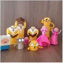 Coleção Cartoon Network 11 brinquedos -  - Mc Donald`s