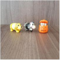 Kinder ovo 3 brinquedos antigos -  - Kinder Ovo