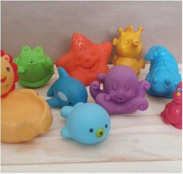 Brinquedos de banho bebê - Sem faixa etaria - Roma e Ri Happy