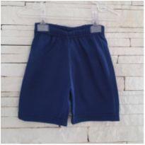 Shorts levinho azul Tam. 2 menino - 2 anos - Marca não registrada
