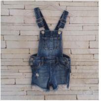 Jardineira jeans comprada em Orlando Tam. 15-24 meses - 12 a 18 meses - H&M