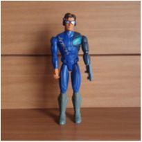 Boneco Max Steel  azul -  - Mattel