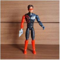 Boneco Max Steel  vermelho -  - Mattel