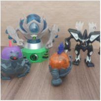Lote diversos brinquedos  - menino -  - Diversas