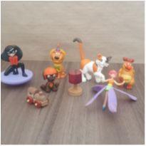 Lote brinquedinhos variados -  - Diversas
