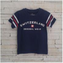 Camiseta menino Tam. 1 comprada na França - 1 ano - Importada