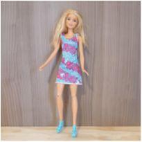 Barbie Mattel 2015 loira