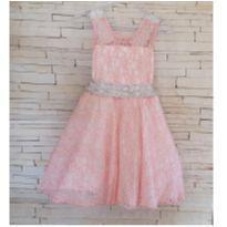 Vestido princesa Tam. 4 anos - 4 anos - Costureira