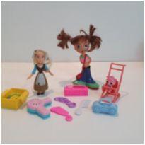 Lote brinquedos diversos menina -  - Diversas