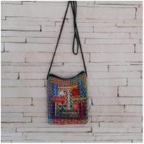 Bolsa cross bag artesanal super fofa -  - Artesanal