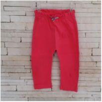 Calça rosa 100$ algodão orgânico comprada em Orlando Tam. 24 meses - 2 anos - Importada