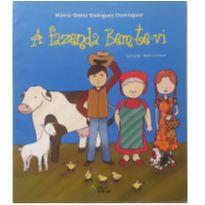 Livro - A fazenda Bem-te-vi -  - Livro
