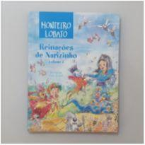 Livro - Reinações de Narizinho Vol 1 -  - Livro