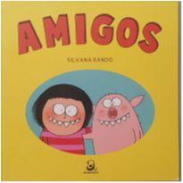 Livro - Amigos -  - Livro