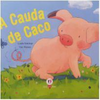 Livro - A cauda de Caco -  - Livro