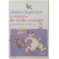 Livro  -  O mistério do coelho pensante - Clarice Lispector -  - Livro