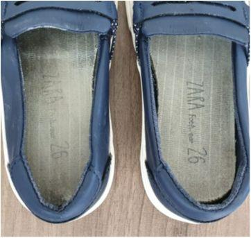Sapato ZARA Tam. 26 menino - 26 - Zara