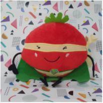 Pelúcia super tomate de Jamie`s garden -  - Marca não registrada