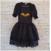 Vestido Halloween bruxa Tam. 4 anos - 4 anos - Masquerade