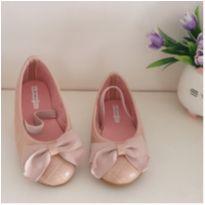 Sapato rosa impecável Tam 21 - 21 - Riachuelo