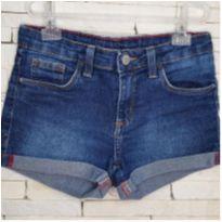Shorts jeans super fofo Tam. 5 anos menina - 6 anos - Palomino