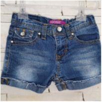 Shorts jeans comprado em Orlando Tam. 5 anos menina - 5 anos - Vigoss