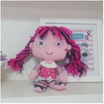 Boneca Monster high tecido Mattel -  - Mattel