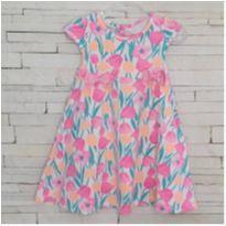 Vestido floral KYLY Tam. 2 - 2 anos - Kyly