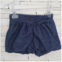 Shorts balonê Tam. 2 menina - 2 anos - etiqueta foi cortada