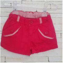 Shorts fofo MARISOL Tam. 12-18 meses menina - 12 a 18 meses - Marisol