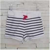 Shorts H&M Tam. 4-5 anos menina - 4 anos - H&M
