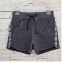 Shorts girl pwr fofo Tam. 10 menina - 10 anos - DILA