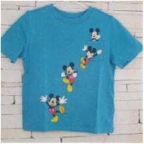 Camiseta OLD NAVY Michey Tam. 3T menino - 3 anos - Old Navy