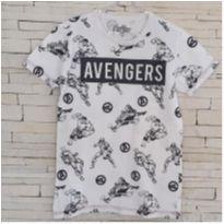 Camiseta AVENGERS Tam. 10 menino - 10 anos - MARVEL