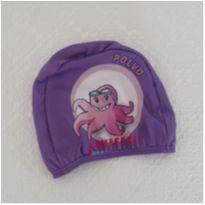 Touca infantil para natação polvo aquasport -  - Marca não registrada