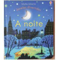 Livro - A noite (com janelas divertidas - capa dura) -  - Livros