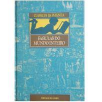 Livro - Fábulas do Mundo Inteiro - Clássicos da Infância (capa dura) -  - Livros