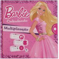 Livro - Barbie - Multiplicação Capa dura -  - Livros